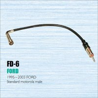 Car Radio Antenna Adapter Cable Wire For Ford 1995 2003 Aftermarket Stereo CD DVD GPS Installation