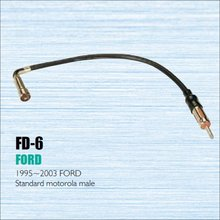 Car Radio Antenna Adapter Cable Wire For Ford 1995 2003 Aftermarket Stereo CD DVD GPS Installation_220x220 compare prices on ford radio wiring online shopping buy low price  at honlapkeszites.co