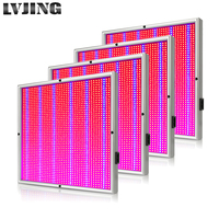 4Pcs/Lot LED grow light 200W 2009 led Full Spectrum lampada Lamp for Indoor Greenhouse Plants grow tent Growlight Dropshipping