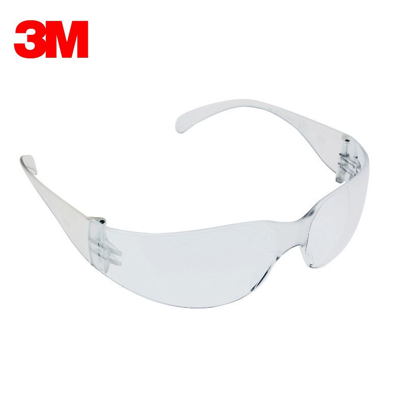 цена на 3M 11228AF Anti fog Safety Goggles Eye Protection Anti-Shock /Dust/Sand Splash Wind Mirror Outdoor Sports Glasses KL0429