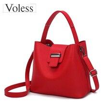 Bucket Messenger Bag Women Leather Handbags Luxury Bags Handbags Women Famous Brands Crossbody Bags For Women Totes Sac A Main