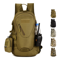 20L Outdoor Hiking Camping Hunting Molle 3P Military Tactical Backpack
