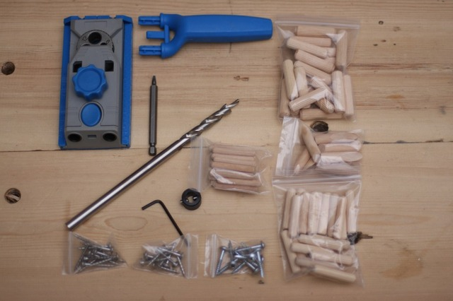 2017 High Quality Woodworking Tools Self Centering Dowel Jig Multi