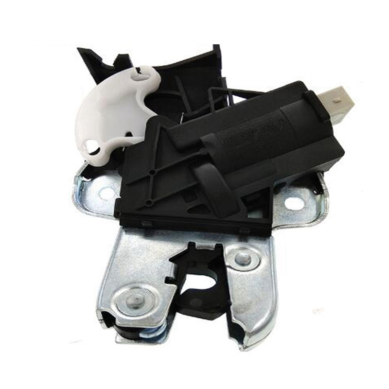 Seat Rear Trunk Boot Lid Lock Latch Actuator 4F5 827 505 D 4E0 827 505 C For VW Passat B7 EOS Jetta <font><b>CC</b></font> Audi A6 C6 A4 A5 A8 image