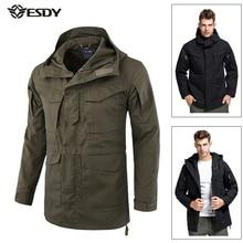 Hot Winter Jacket Men Windbreaker Thick Waterproof Jackets C