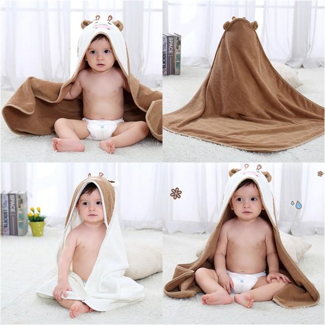 Bathrobe Hooded Towel