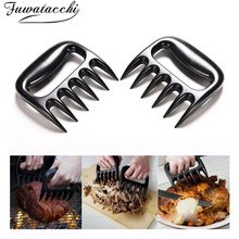 TTLIFE 1pc Bear Claws Barbecue Fork Manual Pull Meat Shred Pork Clamp Roasting Kitchen BBQ Tools Home Outdoor