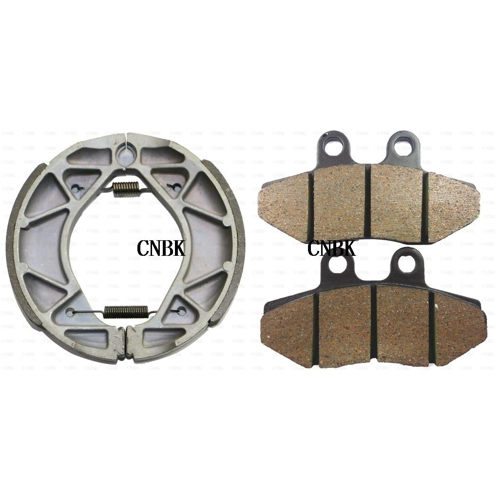 Disc Model 00-15 Front Sintered Brake Pads Yamaha TT-R 125 L