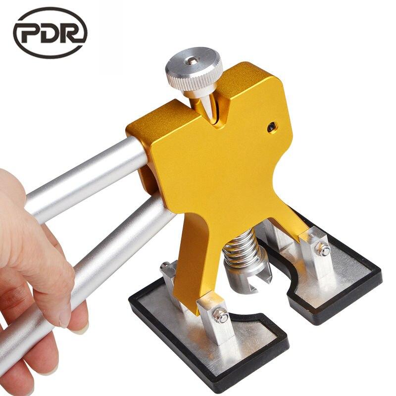 Купить Супер Инструменты PDR Вмятина Удаления Paintless Dent Repair Tools Града Ремонт Ручной Инструмент Комплект PDR Инструментарий Herramentas дешево