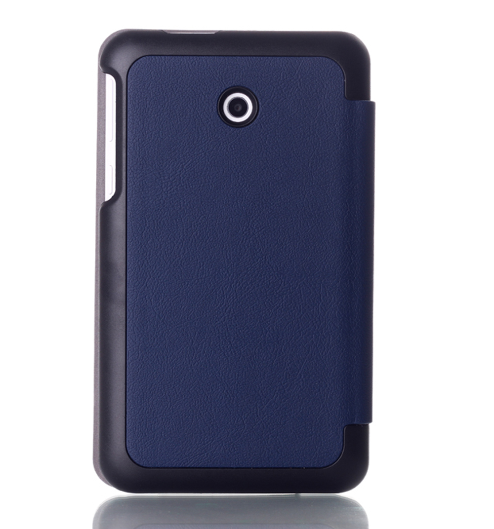 3-Folding Ultra Thin Slim Magnetic Folio Stand Leather Case Smart Sleeve Cover For Asus