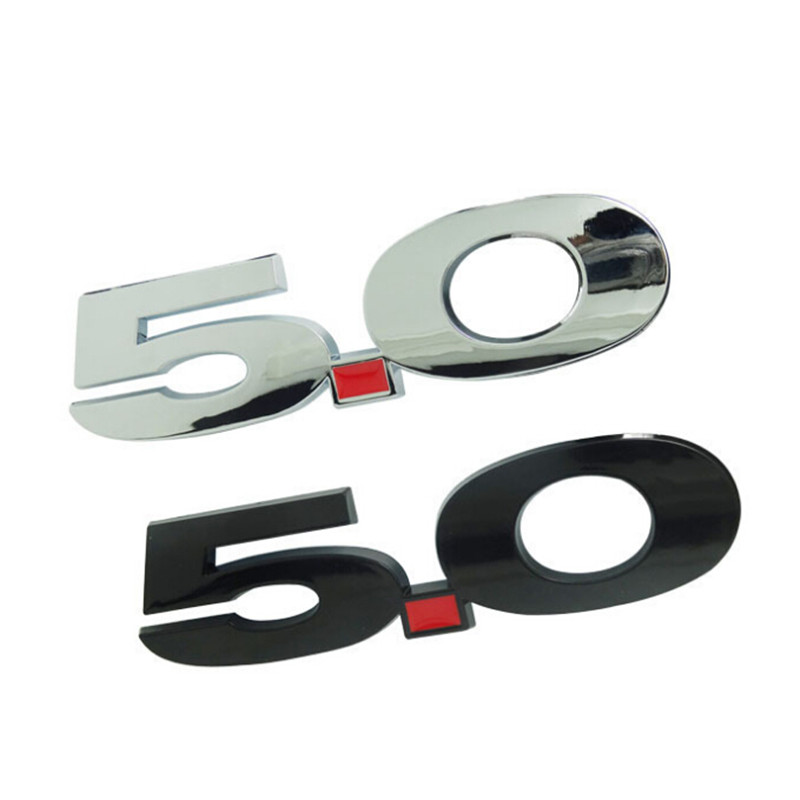 50 logo 3d emblem 3m metal stickers badge decals car styling for ford mustang focus - Ford Mustang Logo Images