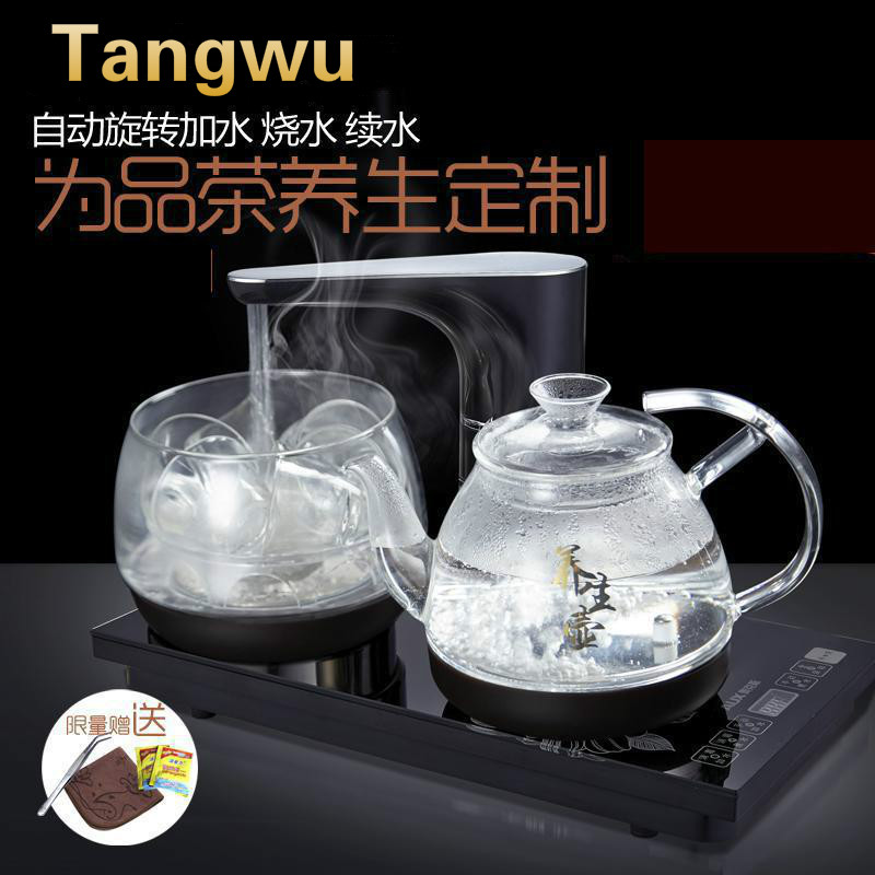 Free shipping Electric kettle automatic water tea sets stove free shipping automatic electric kettle pot tea set