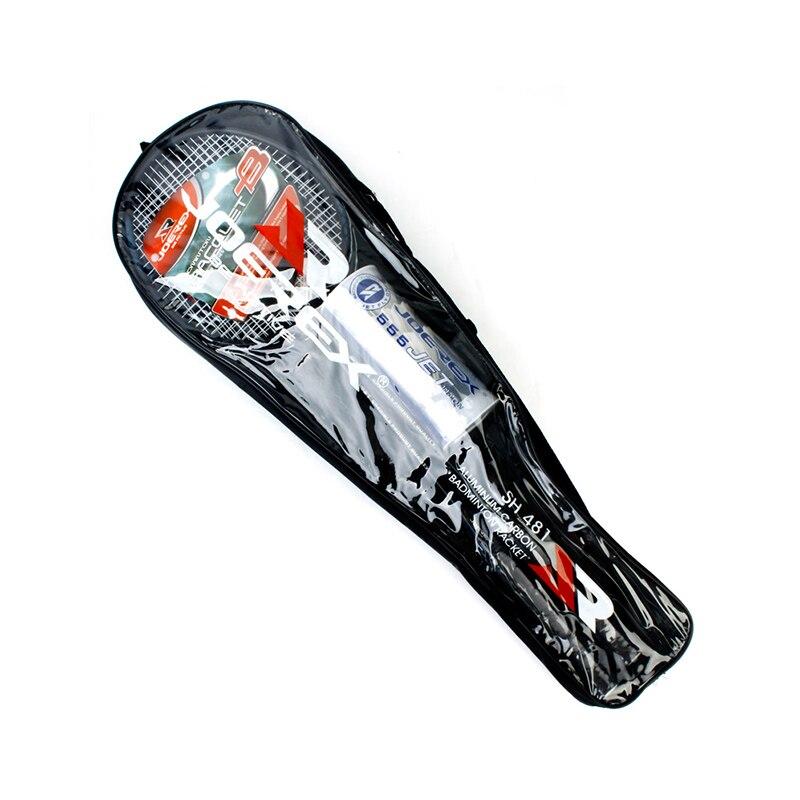 Алюминий сплав ракетки для бадминтона Т Совместное ракетки для бадминтона тренинг ракетки