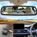 Night Vision 170 Degrees Car Rear View Reverse Camera + Auto Parking Kit 5inch LCD Car Mirror Monitor For Ford Transit 2000~2015