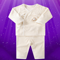 LALALUCKY Newborn Baby Clothing Boy And Girl Clothes Baby S Underwear Sets Long Sleeved Underwears 0