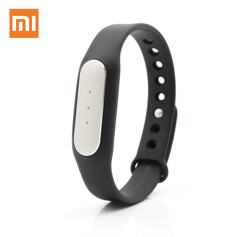 imágenes para Xiaomi mi banda de pulsera 1 s pulsera heart rate/pulso/monitor de sueño ip67 a prueba de agua bluetooth 4.0 xiaomi mi banda de 1 s