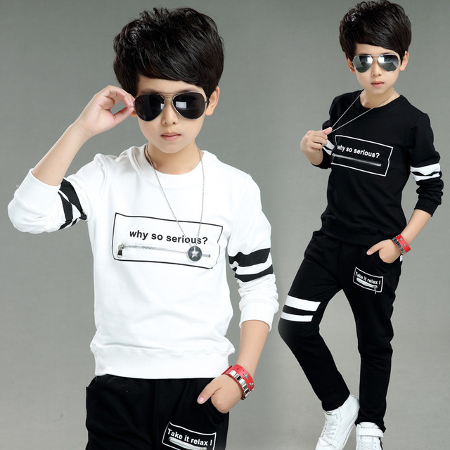 2351f5e8d064 Cute Boy Clothes Set Kids Sport Suit Tracksuit for Boy Designer Child  Tracksuits for Boys Clothes Sets Sport Child Spring