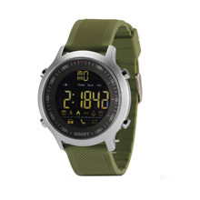 2017 EX18 smart watch 50 meters professional waterproof new multi function sports watch compatible IOS Andrews