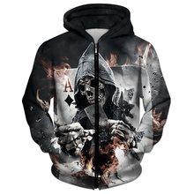 Sweatshirt 3d Horror Achetez des lots à Petit Prix