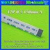 New! 25pcs/lot Flat Switch Ribbon Flex Cable Power Button 12pin for HP DV9000 CTO DV6000 Series AWM 80C VW-1