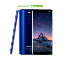 LEAGOO S8 5,72 Zoll 18:9 Display Android 7.0 MTK6750T Octa Core Smartphone 3 GB RAM 32 GB 13MP 4 Kameras Fingerprint 4G Telefon(China)