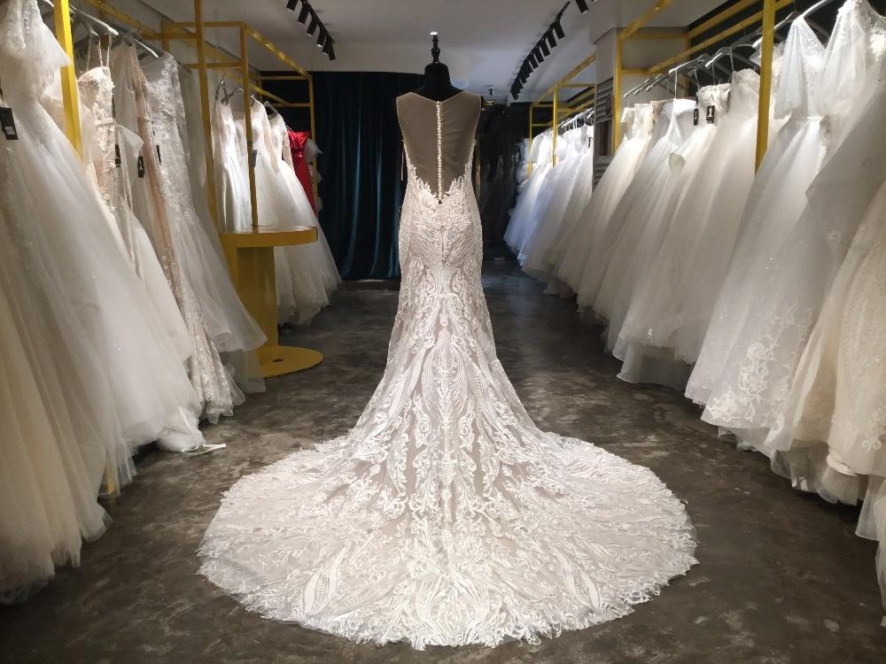Σαουδική Αραβία Vestido De Noiva μπάλα - Γαμήλια φορέματα - Φωτογραφία 4