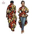 Vestuário africano africano vestidos para as mulheres vestidos maxi tamanho puls dress womens vestuário africano dashikis algodão wy886