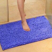 Esteras y alfombras de chenilla alfombra de la sala decorativo baño de absorción de agua alfombra de baño cocina alfombra alfombras dormitorio felpudo