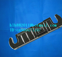 free shipping new wilkinson  electric guitar bridge in chrome made in Korea  L10
