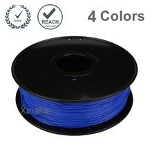 3D Filament PC Filament 1.75mm/3.0mm for 3D Pen and 3D printer 1KG (2.2Lbs) REACH,RoHS Certificate