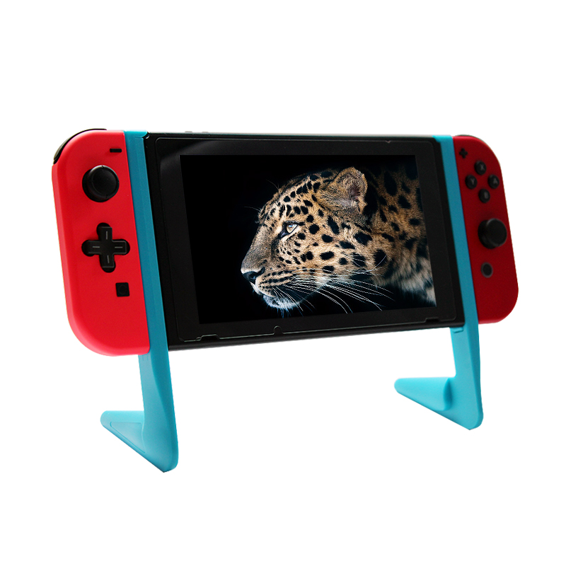 NEW Portable ABS Compact Bracket Play Mount Stand Holder for Nintendo Nintend Switch NS NX Console Controller Game
