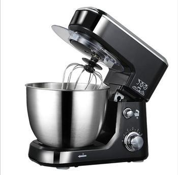 5L Eléctrico Chef Cocina Cocinar Alimentos Soporte Mezclador Torta Masa De  Pan Máquina Mezcladora De 1000 W 220 V