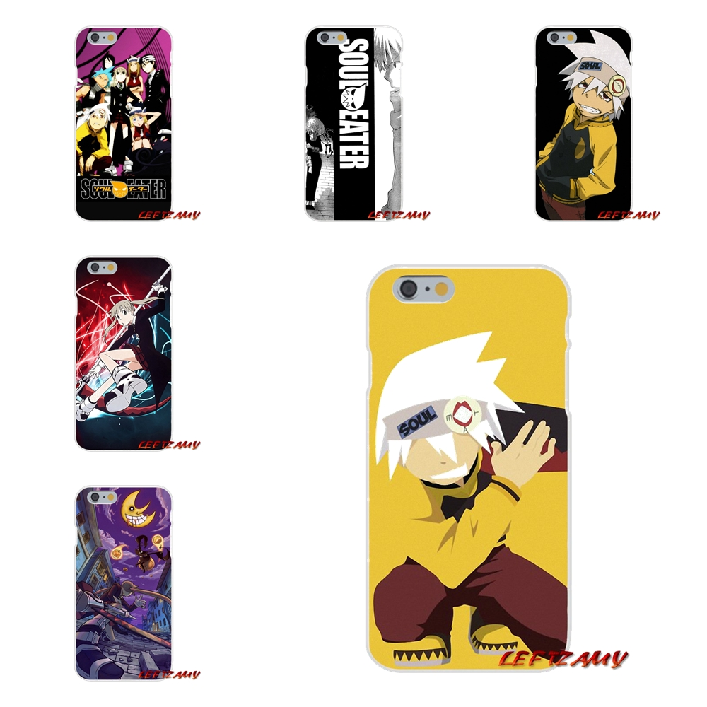 Soul eater 2 anime cosplay iphone case