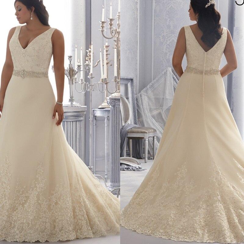 White Dress Size 24