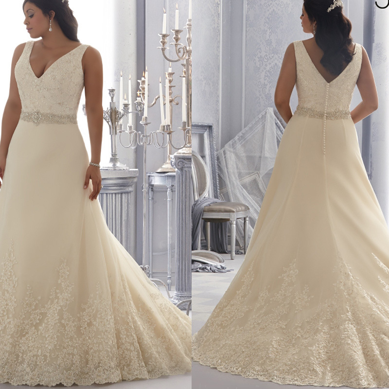 Size 18 Wedding Dress_Wedding Dresses_dressesss
