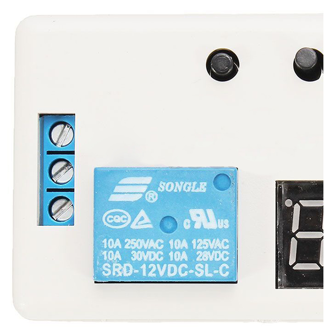 New 12v Led Automation Delay Timer Control Switch Relay