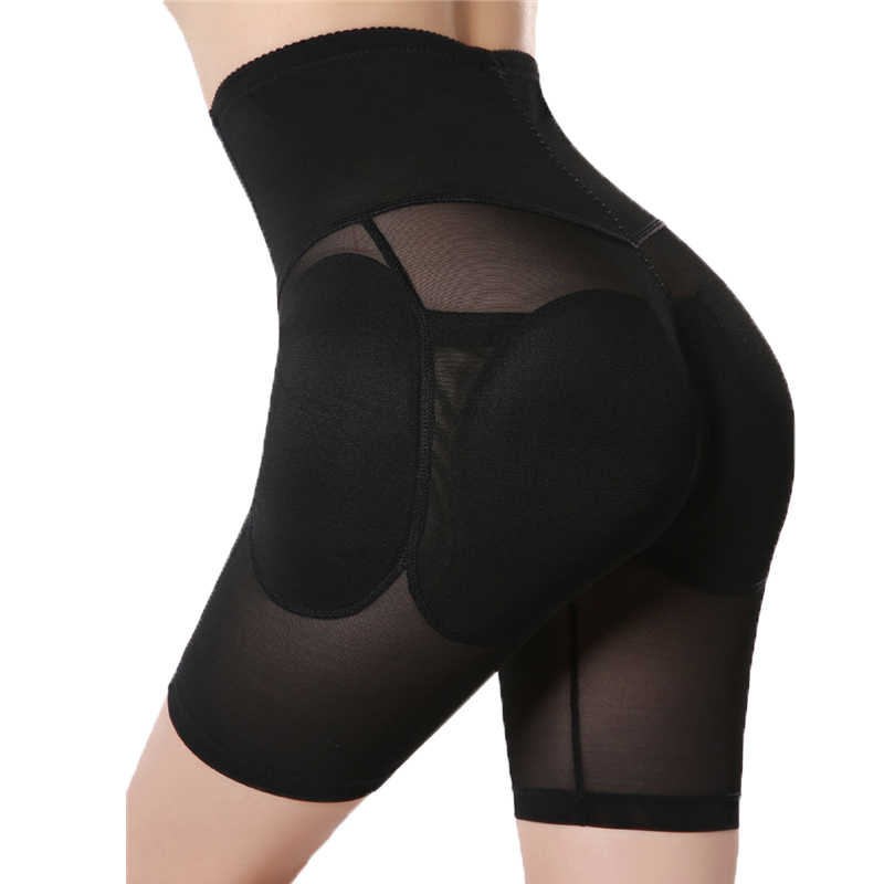 70ccc6bc404d9 Women Ass Padded Panties Butt Lifter Shaper Shapers Underwear Body Shaper  Butt Hip Enhancer Sexy Shaper