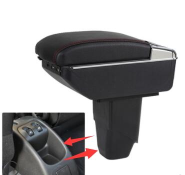 for Peugeot 206 armrest box special central modification accessories original factory decorative interior|Chromium Styling| |  - title=