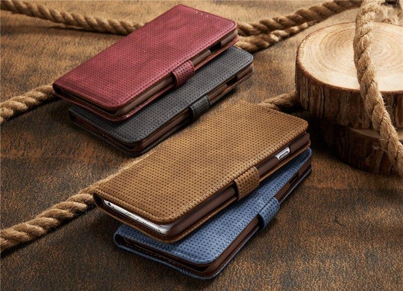 Luxury Leather Case for Apple iPhone 6 6s Plus 6 s Plus 4.7 5.5 Flip Wallet Vintage Cover For iPhone 6s 6 Plus 6Plus Coque