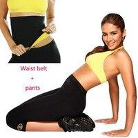 Pants Waist Belt Best Sell Super Stretch Super Qomen Hot Shapers Control Panties Pant Stretch Neoprene