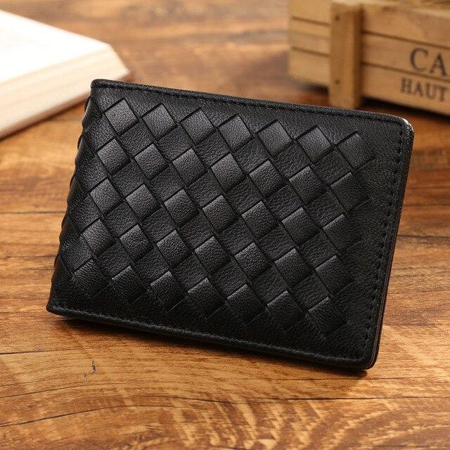 2016 New Top Quality genuine leather driving license bag folder sheepskin card holder men women driver's license case wallet