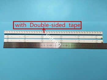 "Kit 30PCS 6LEDs 627mm LED backlight strip for Toshiba 32\""TV SVT320AF5 32P1300 32P1400 32P1400VT 32P1400VE 32P1400D 32P2400VT"