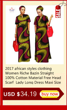 Новая африканская сторона Платья для женщин Лето Бразилия макси