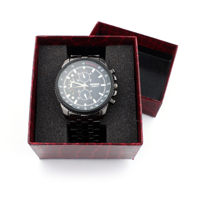 Crocodile Pattern Watch Boxes