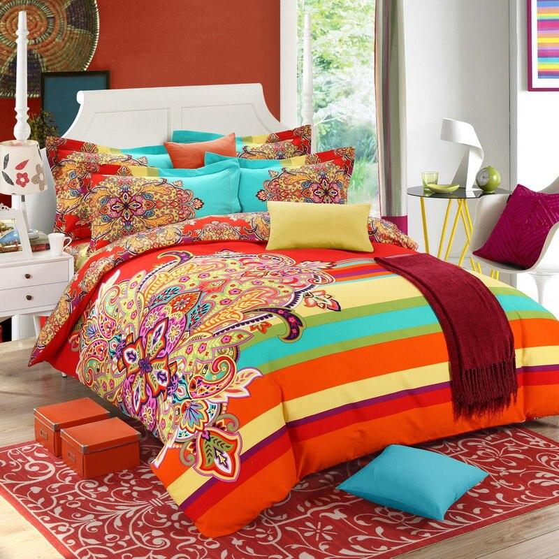 Bright Orange Bedding Promotion Shop For Promotional