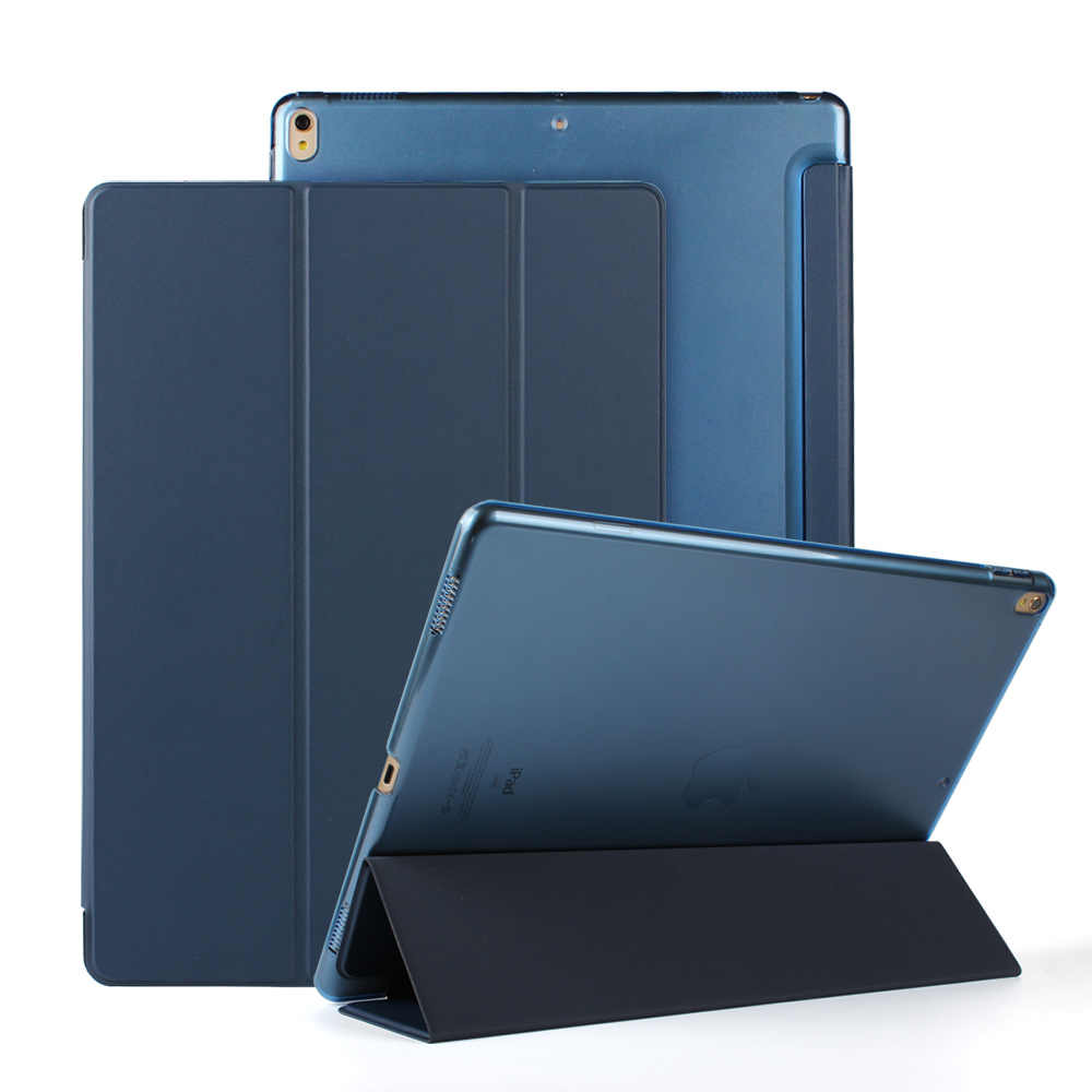 "For iPad Pro 12.9 2017 Case Auto Sleep Wake Function Premium Leather Smart Case Cover for Apple iPad Pro 12.9"" 2017"