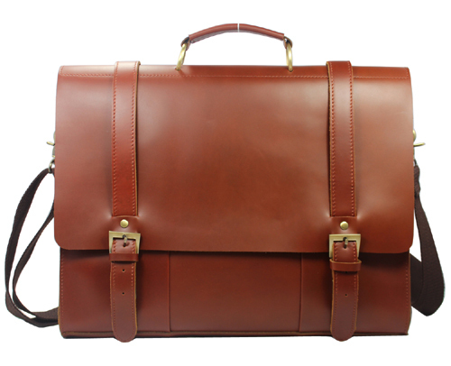 Luxury Genuine Leather Men Briefcase Laptop Bag Handbags Business Shoulder Crossbody In Briefcases From Luggage