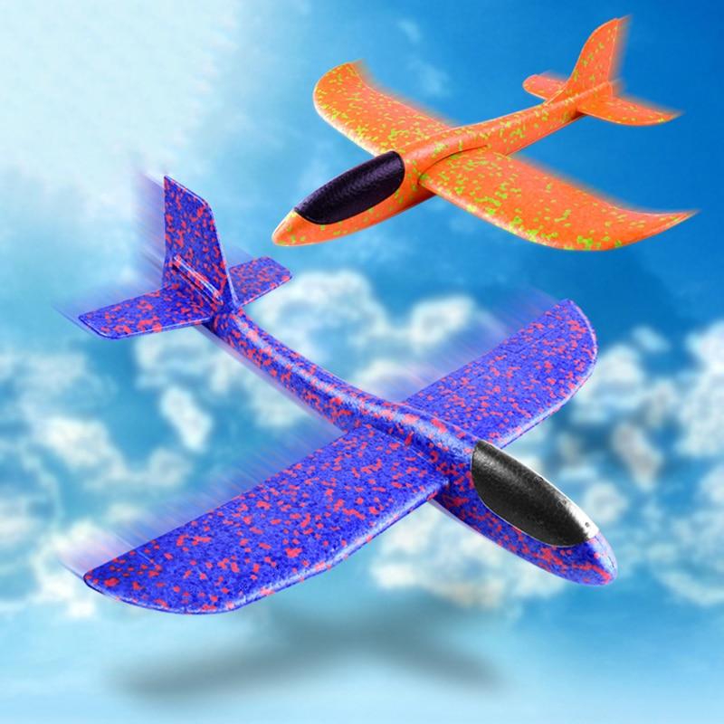 Al Planeador Libre A Aviones Mano De Juguetes Aire Volando Niños QxWEerdCBo