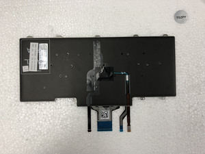 Image 2 - Nieuwe laptop toetsenbord voor DELL Latitude E5450 E5470 E7450 E7470 US layout met verlicht toetsenbord