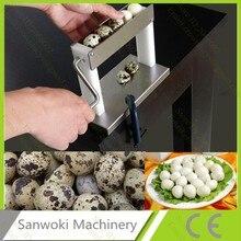 Оболочка инструмент машина бытовая ручная перепелиная Птица Очиститель яиц машина huller машина